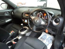 Nissan Juke 1.5dCi ( 110ps ) Acenta 12 MONTHS MOT 12 MONTHS WARRANTY MINT COND