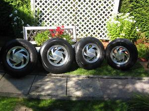 Roues et pneu à vendre
