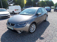 2015 Seat Leon 1.2 TSI ( 110ps ) ( s/s ) SE Tech Pack ( £30 ROAD TAX )