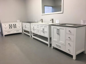 "Bathroom Vanities Sale!!!(36"",48"",60"" double sink)"