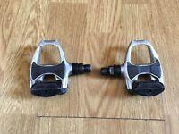Shimano R540 spd sl road pedals
