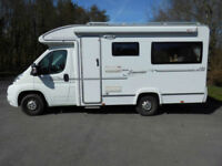 Elddis Sunseeker 140 2 Berth with large Rear U Shaped Lounge
