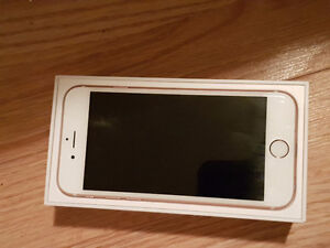 IPhone 6's rose gold 16 GB
