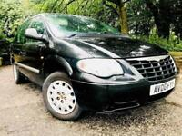 2006 Chrysler Voyager 2.5 CRD SE MPV 5dr Diesel Manual (203 g/km, 140 bhp)