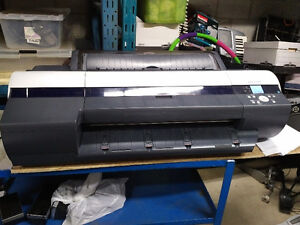 "Canon iPF6100 wide format plotter/printer for sale, 24"" wide."