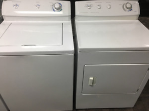 Frigidaire matching washer dryer set - can deliver