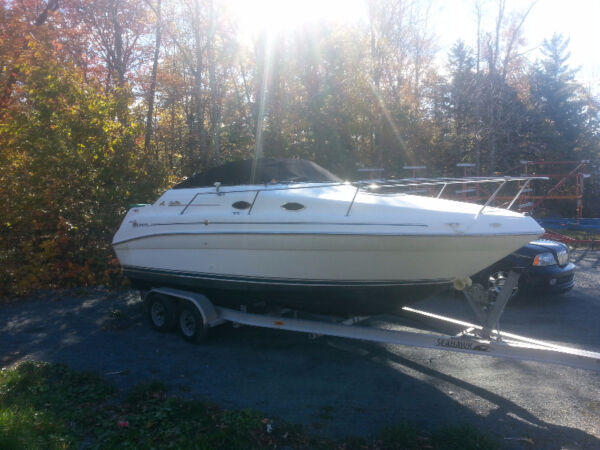 Used 1996 Sea Ray Boats 240 Sundancer