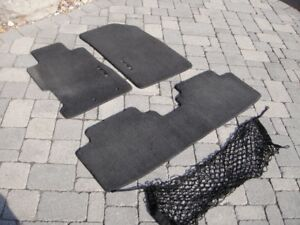2004 Honda Civic floor mats