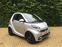 2014/14 Smart fortwo 1.0 mhd ( 71bhp ) Softouch Grandstyle