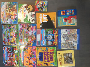 $40 for all toddler boy books