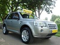 Land Rover Freelander 2 2.2TD 158bhp 4X4 2009/ 59 HSE 1 OWNER FROM NEW