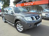2013 NISSAN NAVARA Double Cab Pick Up Tekna 2.5dCi 190 4WD FULL LEATHER INTERIOR