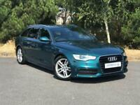 2012 AUDI A6 2.0 AVANT TDI S LINE DIESEL ONE OWNER FROM NEW EXCLUSIVE AUDI PAINT