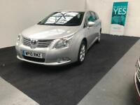 Toyota Avensis 2.0D-4D 2010 TR lovely clean car very well maintained