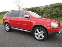 2008 Volvo XC90 2.4 AWD ** D5 R-Design**185 BHP**FACE LIFT MODEL** 7 SEATS **