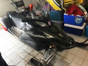 2012 Yamaha APEX XTX 1000