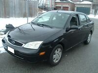 2007 Ford Focus Sedan 4dr