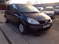 RENAULT SCENIC DCI / 2007 / 1 OWNER / 12 MONTHS M.O.T