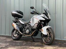 KTM 1290 SUPER ADVENTURE TOURING COMMUTING MOTORCYCLE