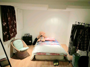 Basement Room Sheppard Morningside (shared)(for gents)