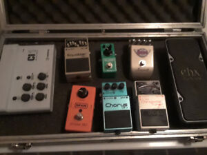 GUITAR PEDALS 4 SALE! GOOD PRICES!