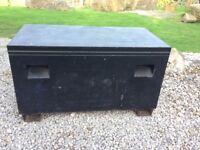 Van Vault Steel Tool Box