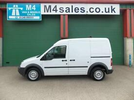 Ford Transit Connect 90ps,T230 lwb hitop van,fsh.