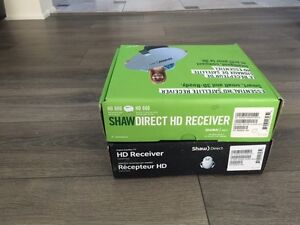Shaw direct HD receivers Peterborough Peterborough Area image 1