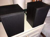 Gale Mini-Monitor Bookshelf Speakers
