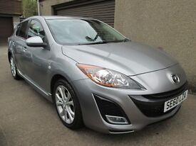 Mazda 3 1.6 TAMURA - CAR NOW SOLD - (silver) 2010