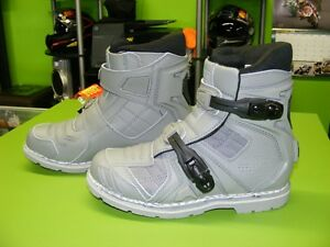 ICON - Field Armour 2 Boots - Grey 11 1/2 & 14 - NEW at RE-GEAR