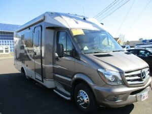 2014 Unity Motorhome U24MB with Mercedes Benz chassis