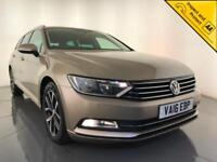 2016 VOLKSWAGEN PASSAT SE BUSINESS TDI BMT ESTATE 1 OWNER VW SERVICE HISTORY