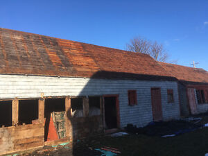 Wanted : old barn or structures
