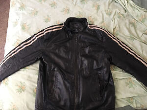 Got fat so...Leather jacket sale or trade