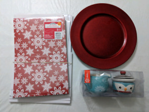 Christmas Items - All for $10