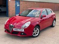 2010 Alfa Romeo Giulietta TB MULTIAIR LUSSO HATCHBACK Petrol Manual