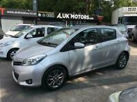 2014 Toyota Yaris VVT-I ICON PLUS Auto HATCHBACK Petrol Automatic