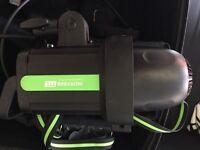 2 X phottix Indra 500 TTL HS battery studio strobes