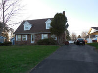 Updated Cape Cod on desirable cul-de-sac in low traffic area