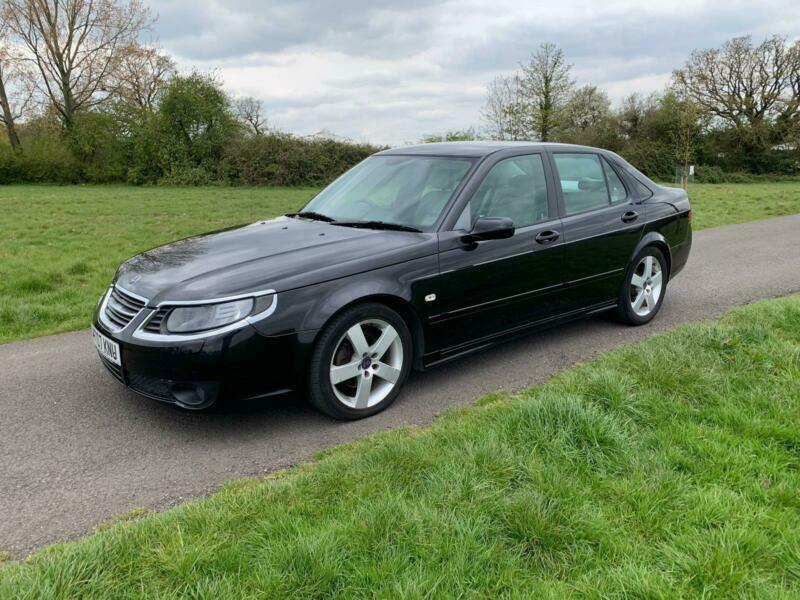 2000 saab 9-5 key not accepted