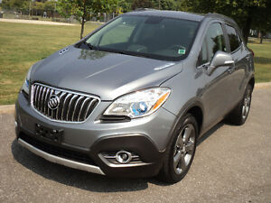 2014 Buick Encore AWD SUV, Crossover