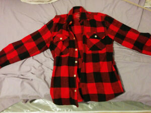 Anti-Social Social Club (ASSC) No Expectations Red Flannel