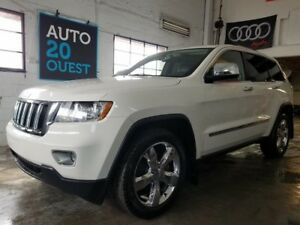 Jeep Grand Cherokee 4WD 4dr LAREDO CUIR 2012