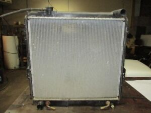radiateur pick up 4x4 1990 toyota