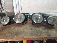 jaguar s type headlights xenons