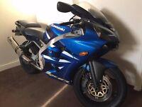 For sale Kawasaki zx6r