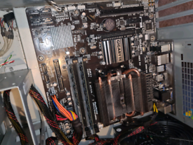 AMD Motherboard, Processor and Ram