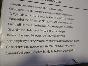 Fellowes CF-230 Carbon Filter for the AP-230PH Air Purifier Kitchener / Waterloo Kitchener Area image 6