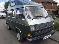 VW camper T25